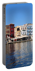 Chania City Portable Battery Charger