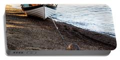 China Beach Rowboat Portable Battery Charger