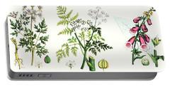 Common Poisonous Plants Portable Battery Charger