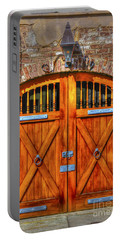 Doors Of Charleston Portable Battery Charger