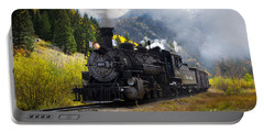 Durango-silverton Narrow Gauge Railroad Portable Battery Charger