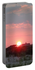 Fire Island Sunset Portable Battery Charger