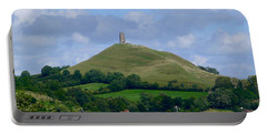 Glastonbury Tor Portable Battery Charger