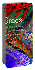 Grace Portable Battery Charger by Chuck Mountain