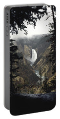 Grand Canyon Of The Yellowstone-signed Portable Battery Charger