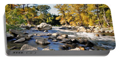 Guadalupe River  Portable Battery Charger