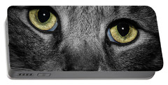 In A Cats Eye Portable Battery Charger