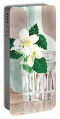 Jasmine Portable Battery Charger