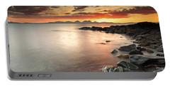 Jura Sunset Portable Battery Charger