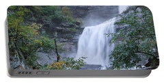 Kaaterskill Falls Square Portable Battery Charger