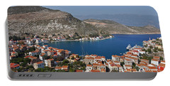 Kastelorizo Island Portable Battery Charger