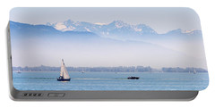 Lake Of Constance Portable Battery Charger