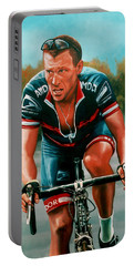 Lance Armstrong Portable Battery Charger