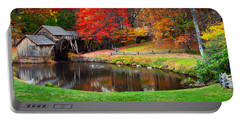 Mabry Mill Pano Portable Battery Charger