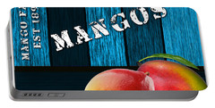 Mango Farm Sign Portable Battery Charger