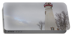 Marblehead Lighthouse Lake Erie Portable Battery Charger