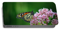 Monarch In Light  Portable Battery Charger