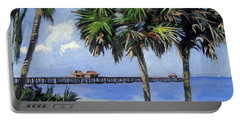 Naples Pier Naples Florida Portable Battery Charger