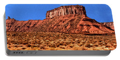 National Navajo Tribal Park Portable Battery Charger by Bob and Nadine Johnston