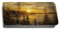 Portable Battery Charger featuring the photograph Norway by Rose-Maries Pictures