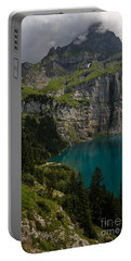 Oeschinensee - Swiss Alps - Switzerland Portable Battery Charger