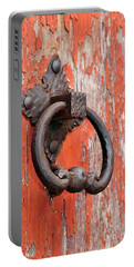 Old Knocker In Plaka Portable Battery Charger