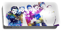One Direction Portable Battery Charger