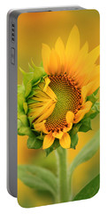 Opening Sunflower Portable Battery Charger