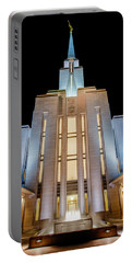 Oquirrh Mountain Temple 1 Portable Battery Charger