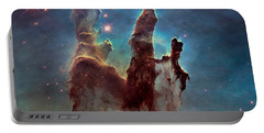 Pillars Of Creation Portable Battery Charger