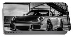 Porsche 911 Gt3 Portable Battery Charger