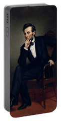 President Abraham Lincoln Portable Battery Charger