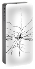 Pyramidal Cell In Cerebral Cortex, Cajal Portable Battery Charger