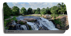 Reedy River Falls Portable Battery Charger