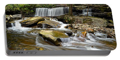 Ricketts Glen Delaware Falls Portable Battery Charger