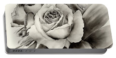 Rose Bouquet Portable Battery Charger