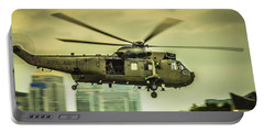 Sea King Helicopter Portable Battery Charger