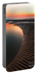 Seascape Sunset Portable Battery Charger