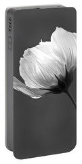 Simply Beautiful In Black And White Portable Battery Charger