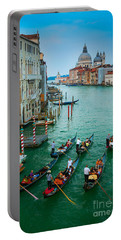 Six Gondolas Portable Battery Charger