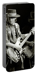 Stevie Ray Vaughan 1984 Portable Battery Charger