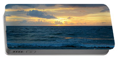 Portable Battery Charger featuring the photograph Sunrise In Deerfield Beach by Rafael Salazar