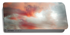 Sunset Sky Portable Battery Charger