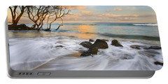 Sunset Tides Portable Battery Charger