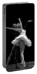 Swan Lake  White Adagio  Russia 3 Portable Battery Charger