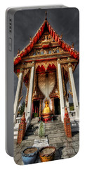 Thai Temple Portable Battery Charger