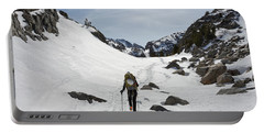 The Palisades Range, Sierra Nevada Portable Battery Charger