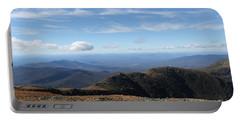 Top  Mt Washington  Portable Battery Charger