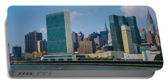 United Nations Portable Battery Charger