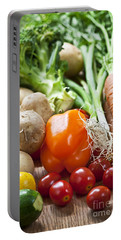 Vegetables Portable Battery Charger